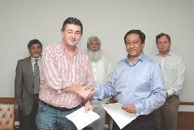 Shinepukur Ceramics signs MOU Tk 80cr expansion plan to raise output by 150pc