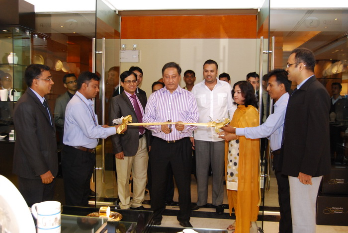 Shinepukur Ceramics Launches its 'Signature Showroom' at The Westin Dhaka